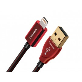 AUDIOQUEST : USB-CINNAMON (USB 2.0) (LIGHTNING TO A)