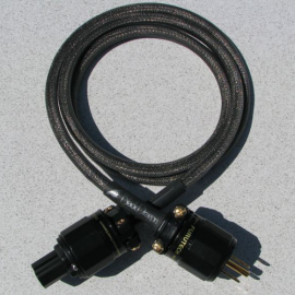 Black Dragon Power Cord V1