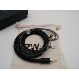 PWaudio - Blackicon series Pure silver