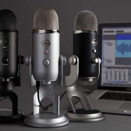 Blue - Yeti USB Microphone