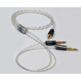 Double Helix Cables - DHC Molecule Elite Headphone Cable - portable OCC silver powerhouse
