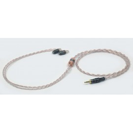 Double Helix Cables - DHC Symbiote Fusion OCC Silver+Copper Litz IEM Cable