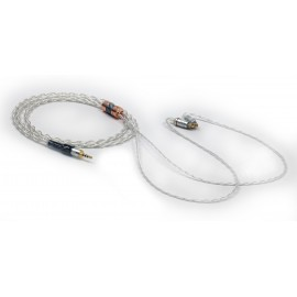 Double Helix Cables - DHC Symbiote SP V3 OCC Silver Type 4 Litz IEM Cable