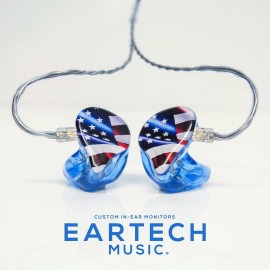 Eartech Hex Driver Custom IEM