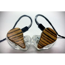 Eartech Quad Driver Custom IEM