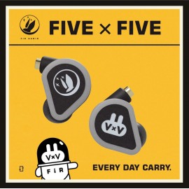 Fir Audio - Five x Five
