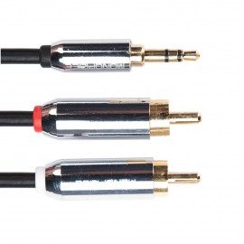 JDS Labs - 3.5mm to RCA Cable, 3ft
