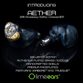 Lime Ears Aether UIEM Limited Edition