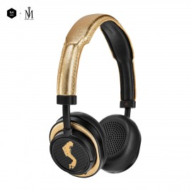 Master & Dynamic - MW50+ Black/Gold Michael Jackson Edition