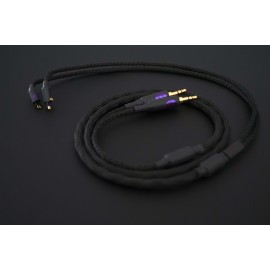 PLUS SOUND - Echo Series Custom Cable for In-Ear Monitors