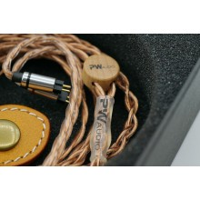 PWaudio - Anniversary series No.5 4 wired, mmcx, 2.5mm