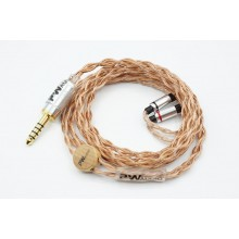 PWaudio - Anniversary series No.5 4 wired, 2pin, 4.4mm