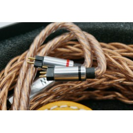 PWaudio - Anniversary series No.5 8 wired, 2pin, 2.5mm