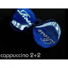 Rose Cappuccino Blue Wood