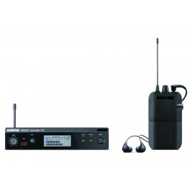Shure - P3TER112GR wireless Personal Monitor System
