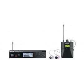 Shure - PSM 300 Stereo Personal Monitor Systems (P3TERA215CL)