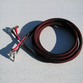 Silver Dragon Speaker Cable