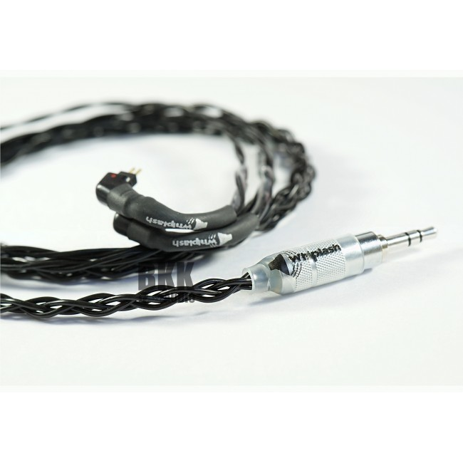 Whiplash Audio - TWcu V3 Black IEM / CIEM Cable