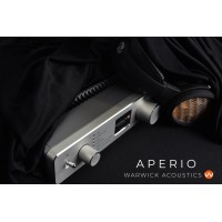 Warwick Acoustics - The APERIO reference headphone system