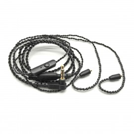 X-TIPS - Flux MMCX replacement cable with mic
