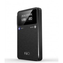 FiiO - E17K Portable headphone amp & DAC