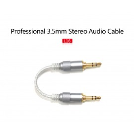 FiiO - L16 Professional 3.5mm Stereo Audio Cable