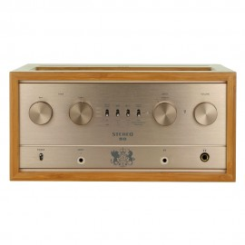 iFi Audio - Retro Stereo 50 Integrated Tube Amplifier (Standalone)